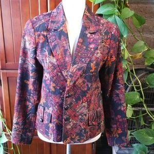 Vintage Coldwater Creek Blazer Jacket